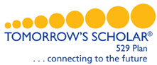 Tomorrow's Scholar 529 Plan logo