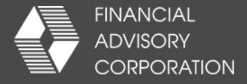 Financial Advisory Corporation logo