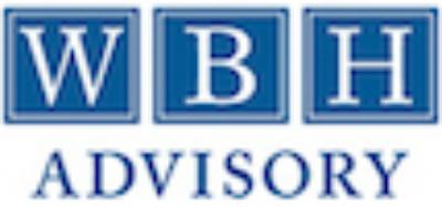 WBH Advisory logo