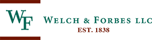 Welch & Forbes LLC logo
