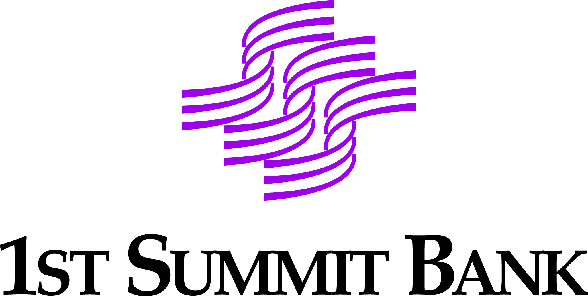 1st Summit Bank logo