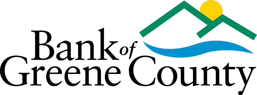 The Bank of Greene County logo