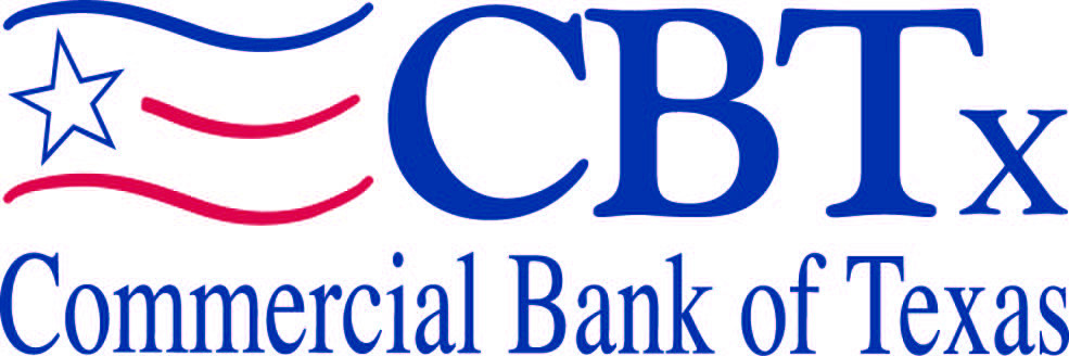 Commercial Bank of Texas logo