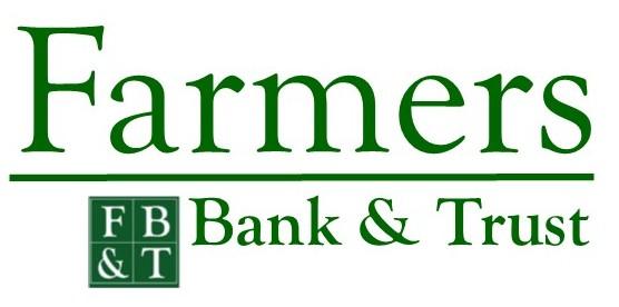 Farmers Bank & Trust logo