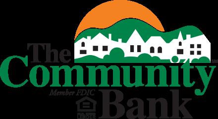 The Community Bank logo
