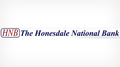 The Honesdale National Bank logo