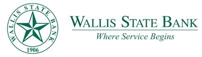 Wallis State Bank logo