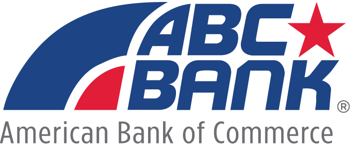 American Bank of Commerce logo