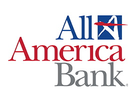 All America Bank logo