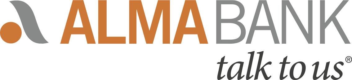 Alma Bank logo