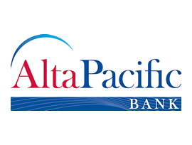 AltaPacific Bank logo