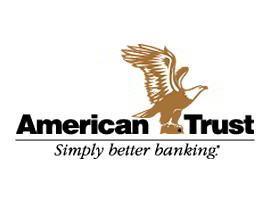 American Trust & Savings Bank logo