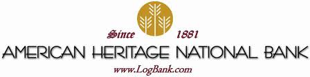 American Heritage National Bank logo