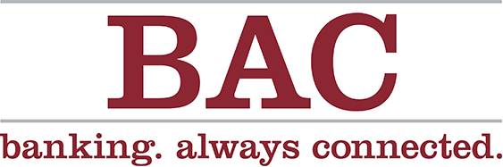 BAC Community Bank logo