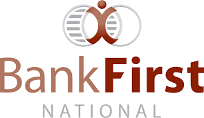 Bank First National logo