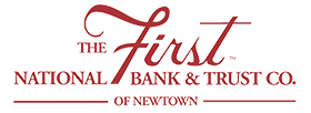 First National Bank and Trust Company of Newtown logo