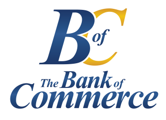The Bank of Commerce logo