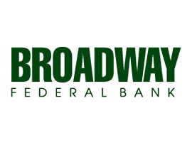 Broadway Federal Bank logo