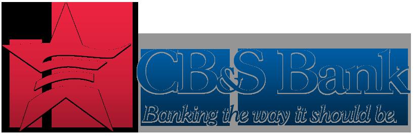CB&S Bank logo