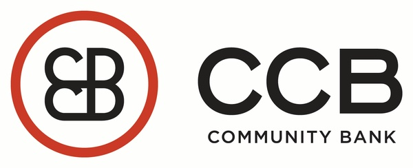 CCB Community Bank logo