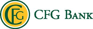 CFG Bank logo