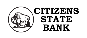 Citizens State Bank logo