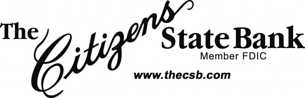 The Citizens State Bank logo