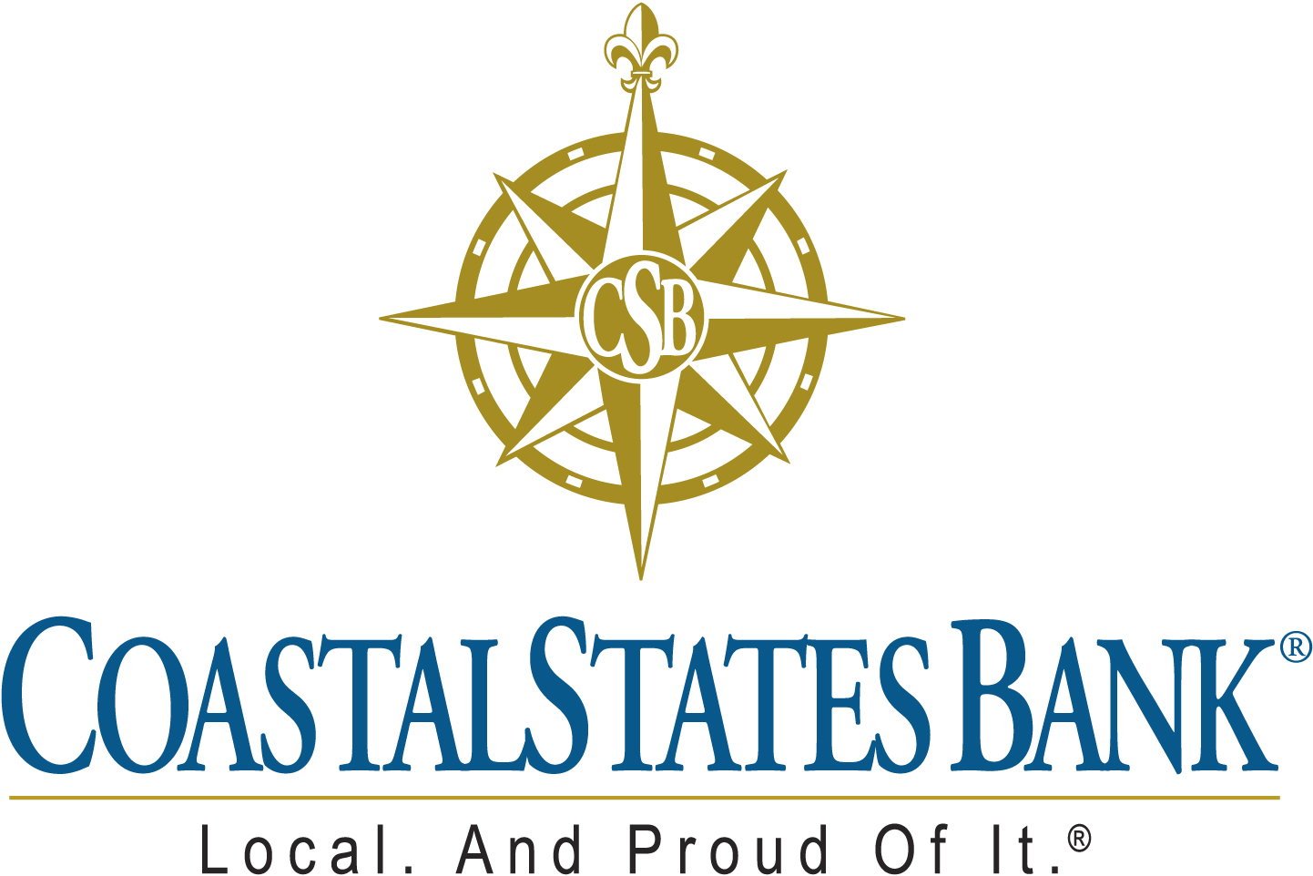 Coastal States Bank logo