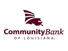 Community Bank of Louisiana logo
