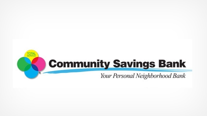 Community Savings Bank logo