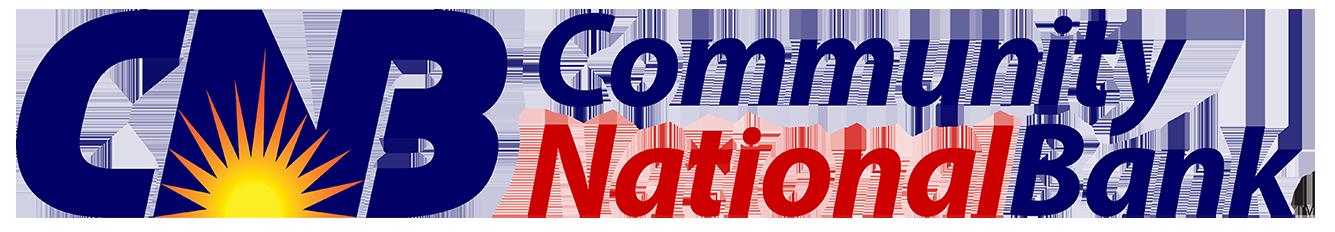 Community National Bank logo