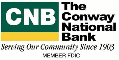 The Conway National Bank logo