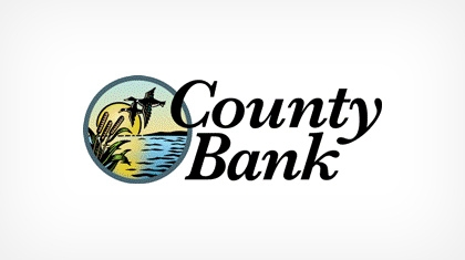 County Bank logo