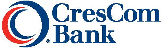 CresCom Bank logo
