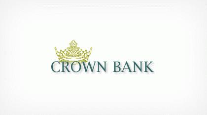 Crown Bank logo