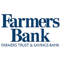 Farmers Trust and Savings Bank logo