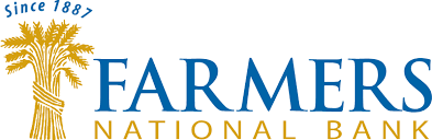 The Farmers National Bank of Canfield logo