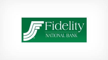 Fidelity National Bank logo