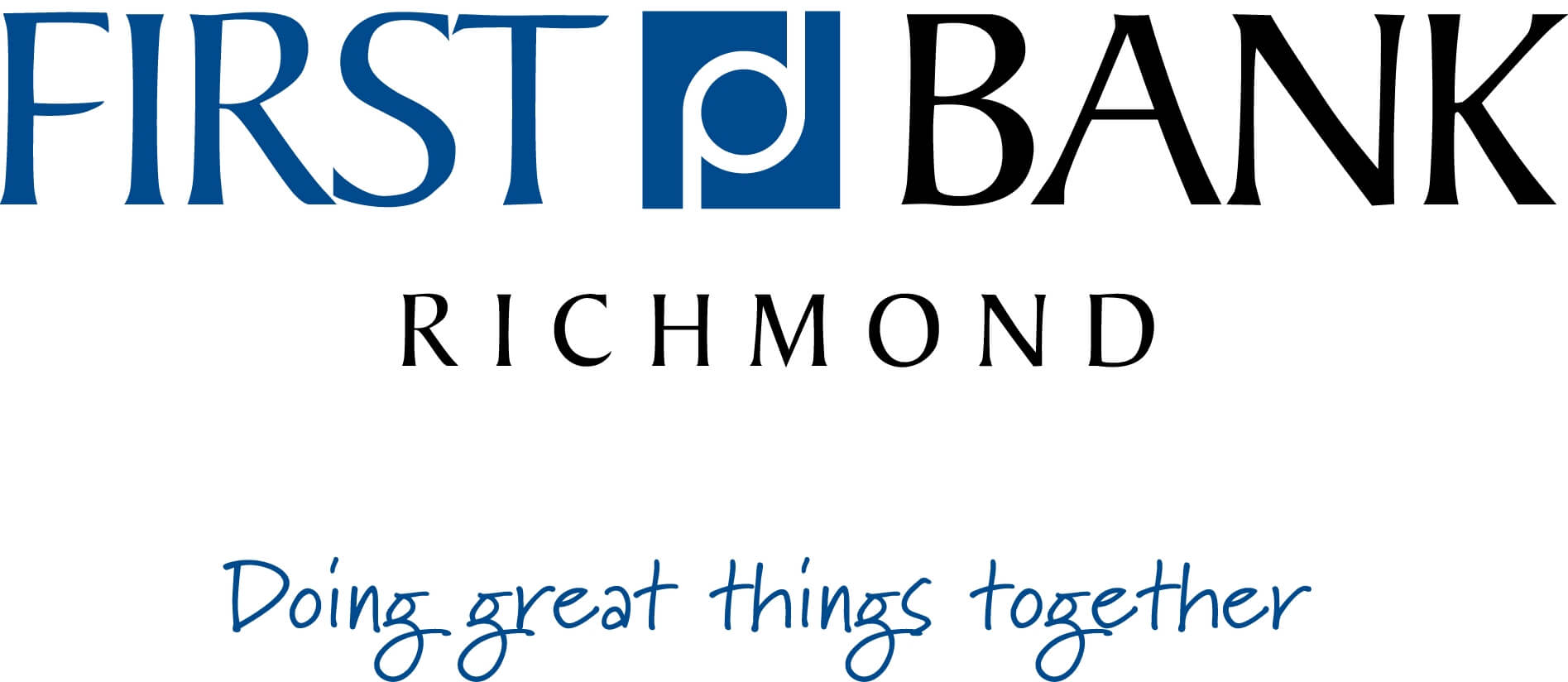 First Bank Richmond logo