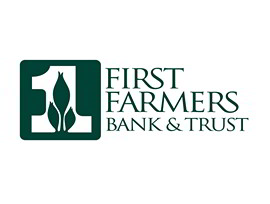 First Farmers Bank and Trust Company logo