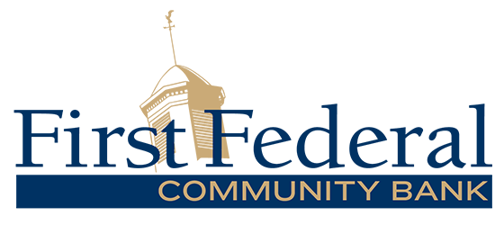 First Federal Community Bank logo