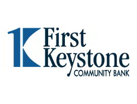 First Keystone Community Bank logo