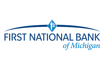 First National Bank of Michigan logo