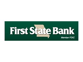 First State Bank of St. Charles logo