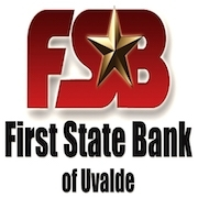 First State Bank of Uvalde logo