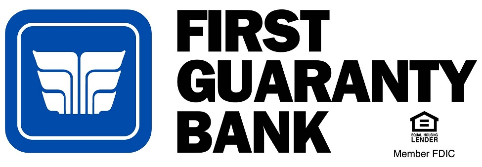 First Guaranty Bank logo