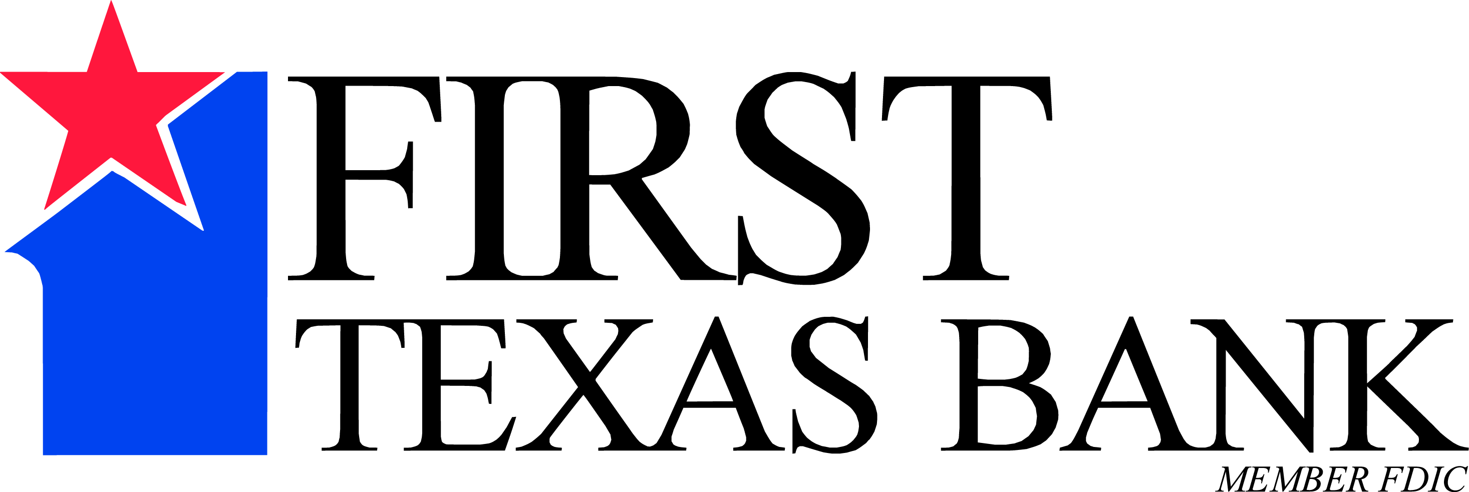 First Texas Bank logo