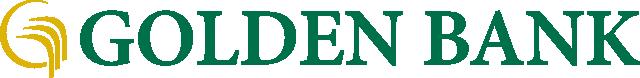 Golden Bank logo