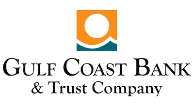 Gulf Coast Bank and Trust Company logo