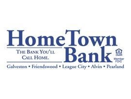 HomeTown Bank logo